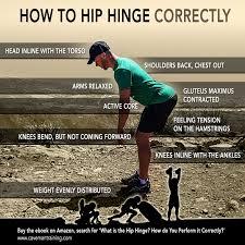 hip hinge swing