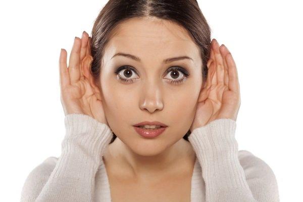 Woman-Listening